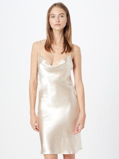 Gina Tricot Kleid 'Minky' in sand, Modelansicht