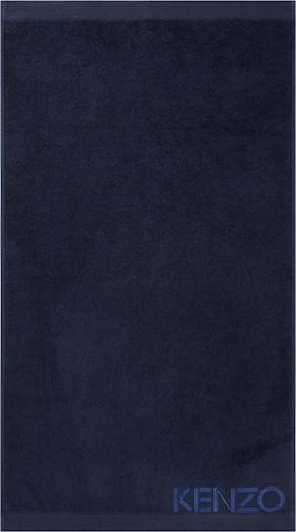 Kenzo Home Badetuch 'ICONIC' in Blau