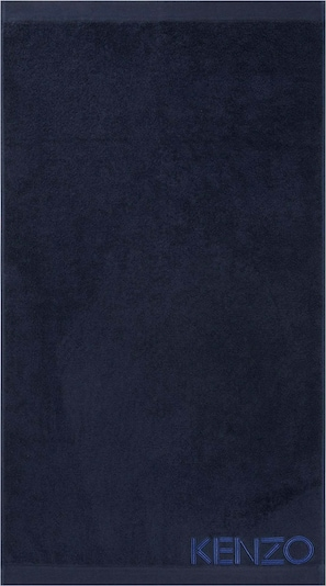 Kenzo Home Badetuch 'ICONIC' in navy, Produktansicht