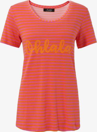 Aniston SELECTED Shirt in orange / pink, Produktansicht