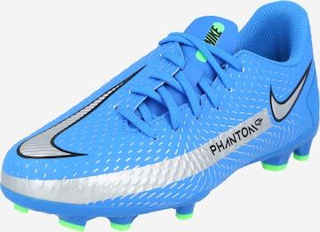 NIKE Sports shoe 'Phantom GT Academy' in Blue