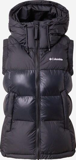 COLUMBIA Sportbodywarmer in de kleur Zwart, Productweergave