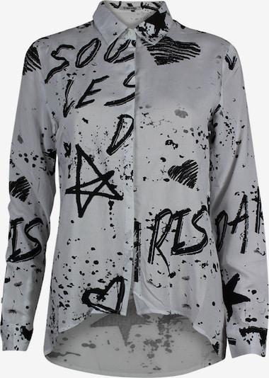 trueprodigy Blouse 'Paris Rocks' in de kleur Wit, Productweergave
