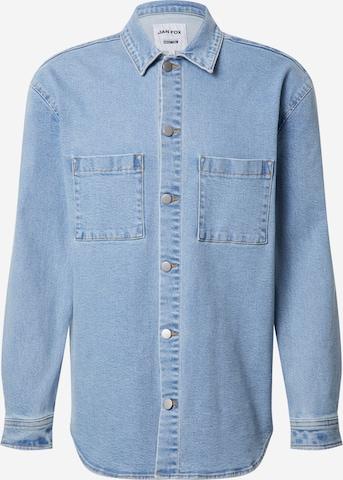 Camicia 'Nikolai' di DAN FOX APPAREL in blu