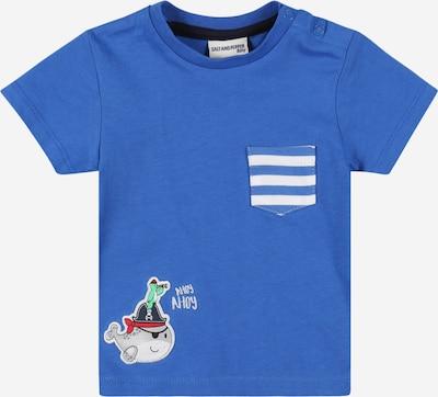 SALT AND PEPPER T-Krekls 'Ahoy', krāsa - zils / jauktu krāsu, Preces skats
