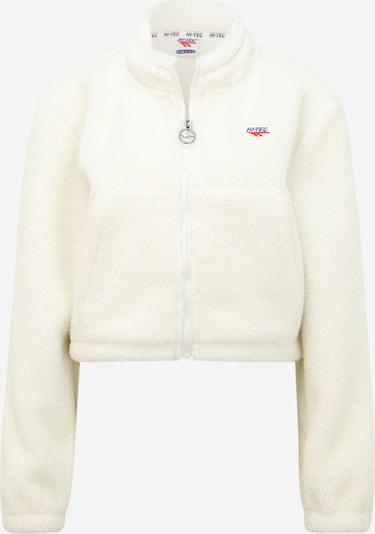 HI-TEC Tehnička flis jakna 'FLEUR' u boja pijeska / nebesko plava / crvena / bijela, Pregled proizvoda