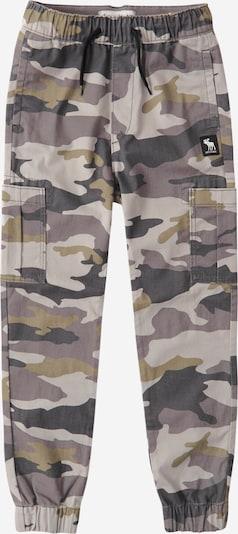 Pantaloni Abercrombie & Fitch di colore marrone / cachi, Visualizzazione prodotti