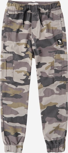 Abercrombie & Fitch Pantalon en marron / kaki, Vue avec produit