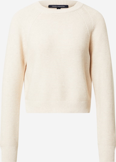 FRENCH CONNECTION Pullover 'LILLY MOZART' in creme, Produktansicht