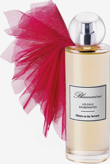 Blumarine Parfüm 'Cheers On The Terrace Eau de Toilette' in pink, Produktansicht