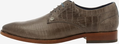 Rehab Formal Shoe ' BRAD CROCO ' in grau, Produktansicht