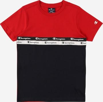 Champion Authentic Athletic Apparel Skjorte i rød