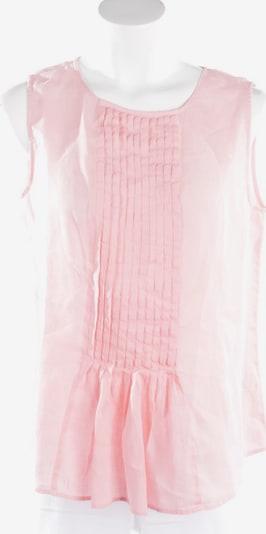 0039 Italy Leinentop  in M in rosa, Produktansicht