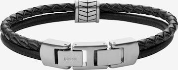 FOSSIL Armband in Schwarz
