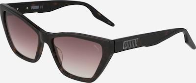 PUMA Sonnenbrille in braun / rot, Produktansicht