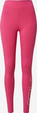 FILA Leggings in Pink