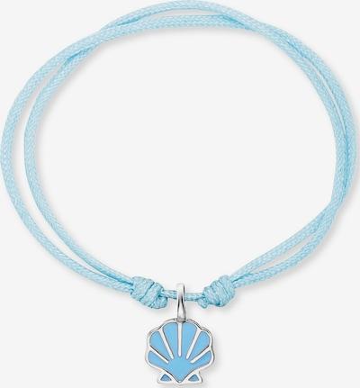 Engelsrufer Armband in hellblau / silber, Produktansicht