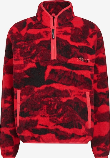ADIDAS ORIGINALS Sweatshirt in pink / rot / schwarz, Produktansicht