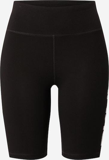 DKNY Performance Sportbroek in de kleur Zwart / Zilver, Productweergave