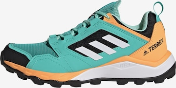 adidas Terrex Running Shoes 'Agravic' in Green
