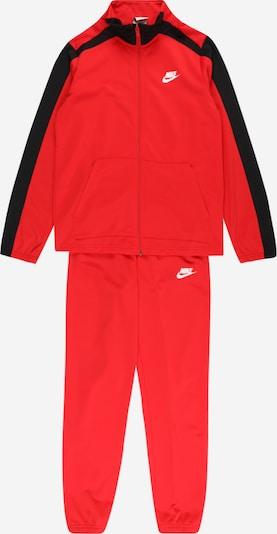 Trening Nike Sportswear pe roșu / negru, Vizualizare produs