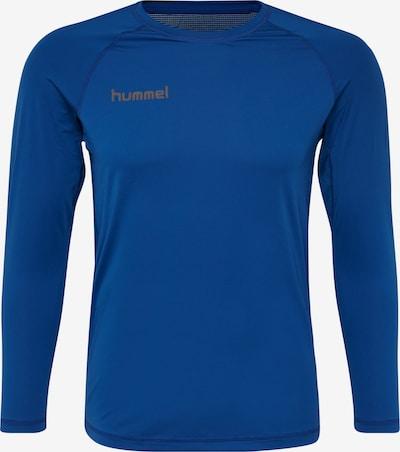 Hummel Basislaag in de kleur Blauw, Productweergave