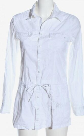 X-Mail Langarmkleid in XS in weiß, Produktansicht