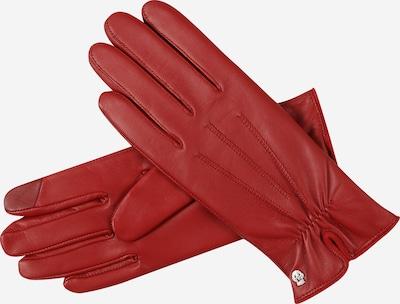 Mănuşi cu degete Roeckl pe roșu, Vizualizare produs