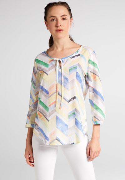 ETERNA Bluse in mischfarben, Modelansicht