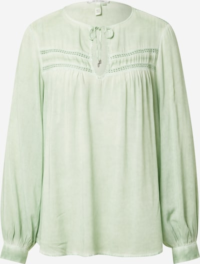 Q/S by s.Oliver Bluse in mint, Produktansicht