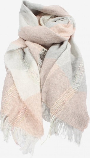 PIECES Scarf & Wrap in One size in Nude / Light grey / White, Item view