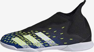 ADIDAS PERFORMANCE Fußballschuh 'Predator Freak. 3' in navy / neongelb / schwarz / weiß, Produktansicht