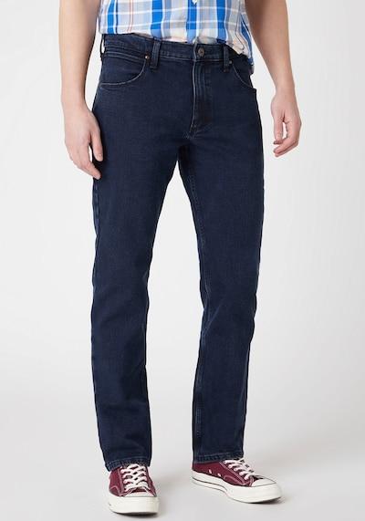 WRANGLER Jeans in marine, Modelansicht