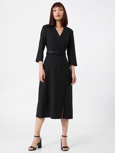 s.Oliver BLACK LABEL Robe en noir, Vue avec modèle