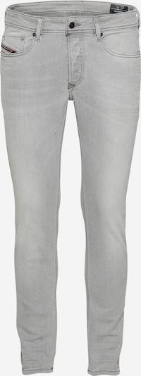 DIESEL Jeansy 'SLEENKER-X' w kolorze jasnoszarym, Podgląd produktu