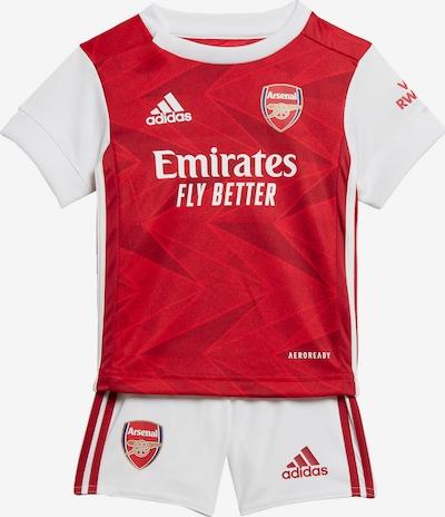 ADIDAS PERFORMANCE Heimausrüstung 'FC Arsenal Mini' in rot / weiß, Produktansicht