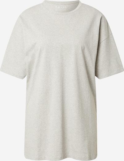 NU-IN T-Shirt in hellgrau, Produktansicht