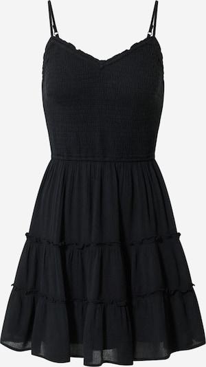 HOLLISTER Zomerjurk in de kleur Zwart, Productweergave