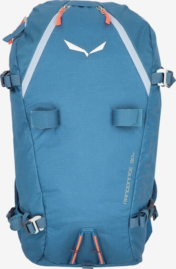 SALEWA Tourenrucksack 'Randonnée' in blau / orange, Produktansicht