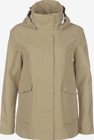 Didriksons Performance Jacket in Beige