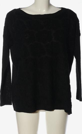 La Fée Maraboutée Oversized Pullover in M in schwarz, Produktansicht