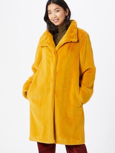 s.Oliver Zimní kabát - žlutá, Model/ka
