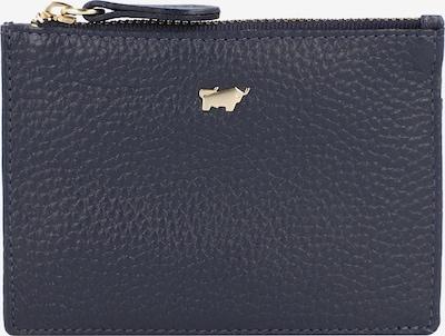 Braun Büffel Portemonnaie in schwarz, Produktansicht