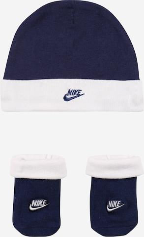 Ensemble de linge 'Futura' Nike Sportswear en bleu