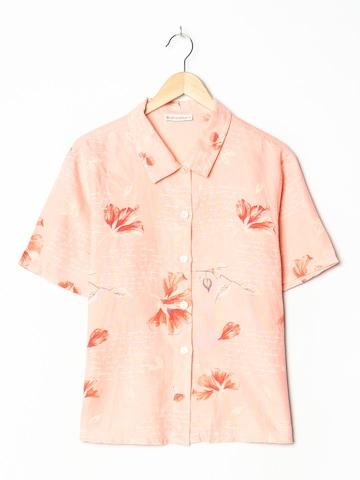 Dress Barn Blumenbluse in XXXL in Pink