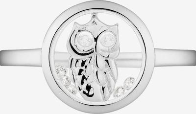 Astra Ring 'ASTRA' in de kleur Zilver, Productweergave