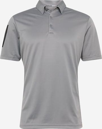 Tricou funcțional de la adidas Golf pe gri