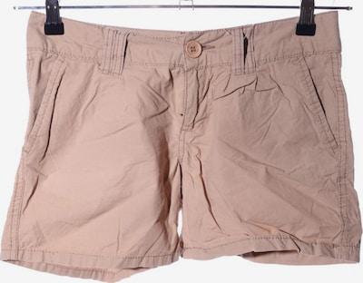 Tally Weijl Shorts in XXS in nude: Frontalansicht