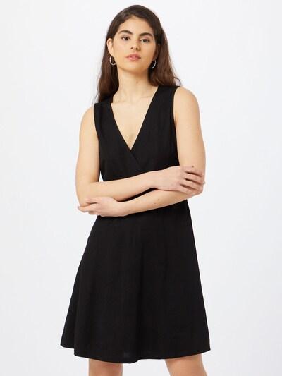 VILA Kleid 'SAFINA' in schwarz, Modelansicht