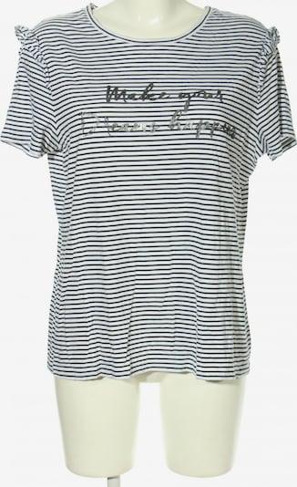 talkabout Ringelshirt in XL in khaki / schwarz / weiß, Produktansicht